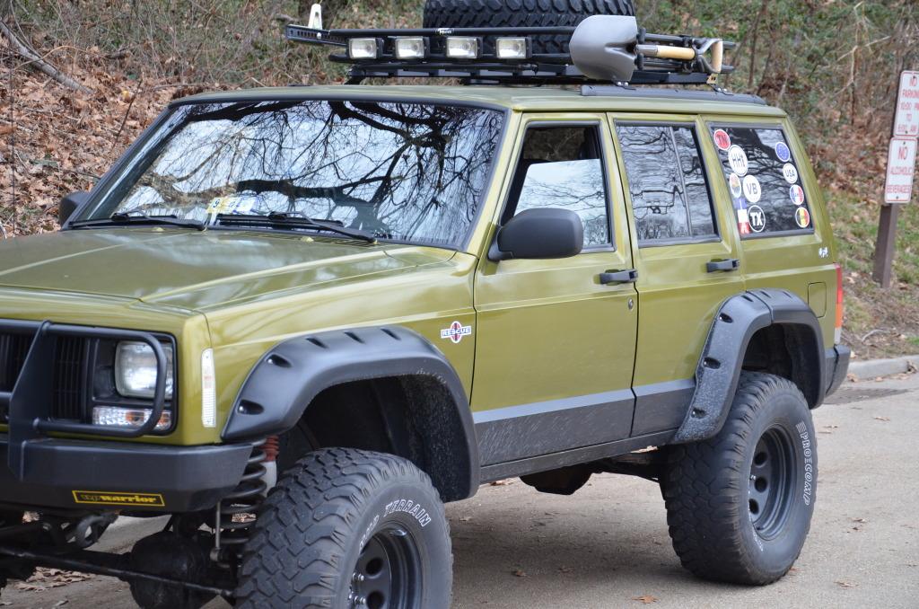 January 2012 Rescue Green Xj S Blog